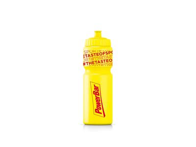 Powerbar - Drikkeflaske - 750 ml - Gul