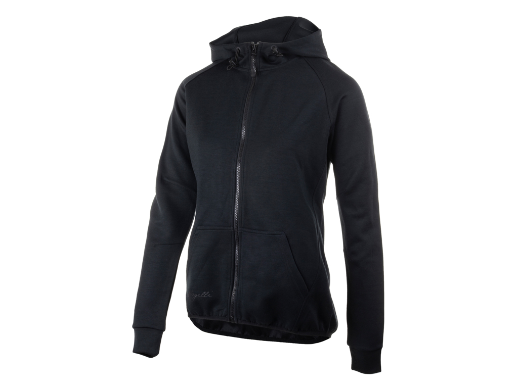 Rogelli Training - Sports hoodie - Dame - Sort - Str. XS thumbnail