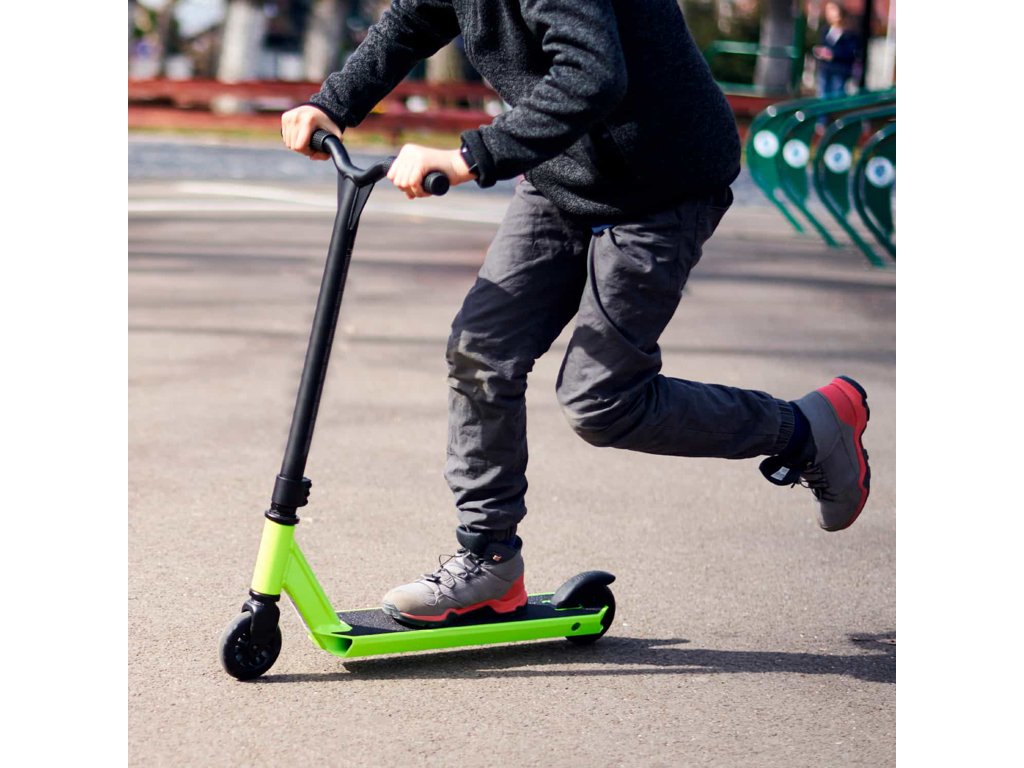 Lekesykler, sparkesykler, waveboards m.m.