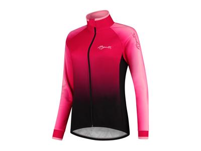 Rogelli Glow - Vinterjakke Dame - 0 til 10 grader - Sort/Pink