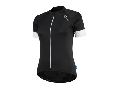 Rogelli Modesta - Cykelbluse - Dame - Comfort Fit - Sort/Hvid