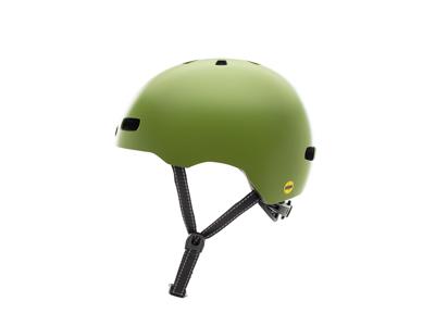 Nutcase - Street MIPS - Cykelhjelm med skaterlook - Snapdragon Stripe Satin