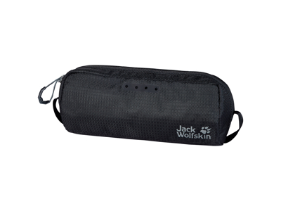 Jack Wolfskin Washbag Air - Toilettaske - Sort