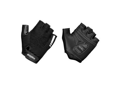 GripGrab Women's ProGel - Polstret kortfingret handske - Sort