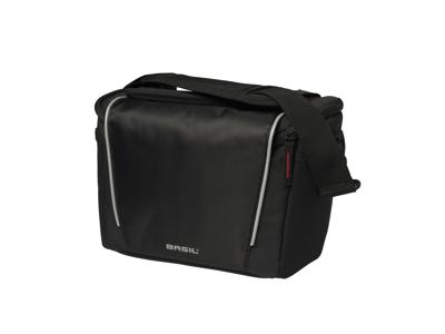 Basil Sport Design - Styrtaske - 7 liter - Black
