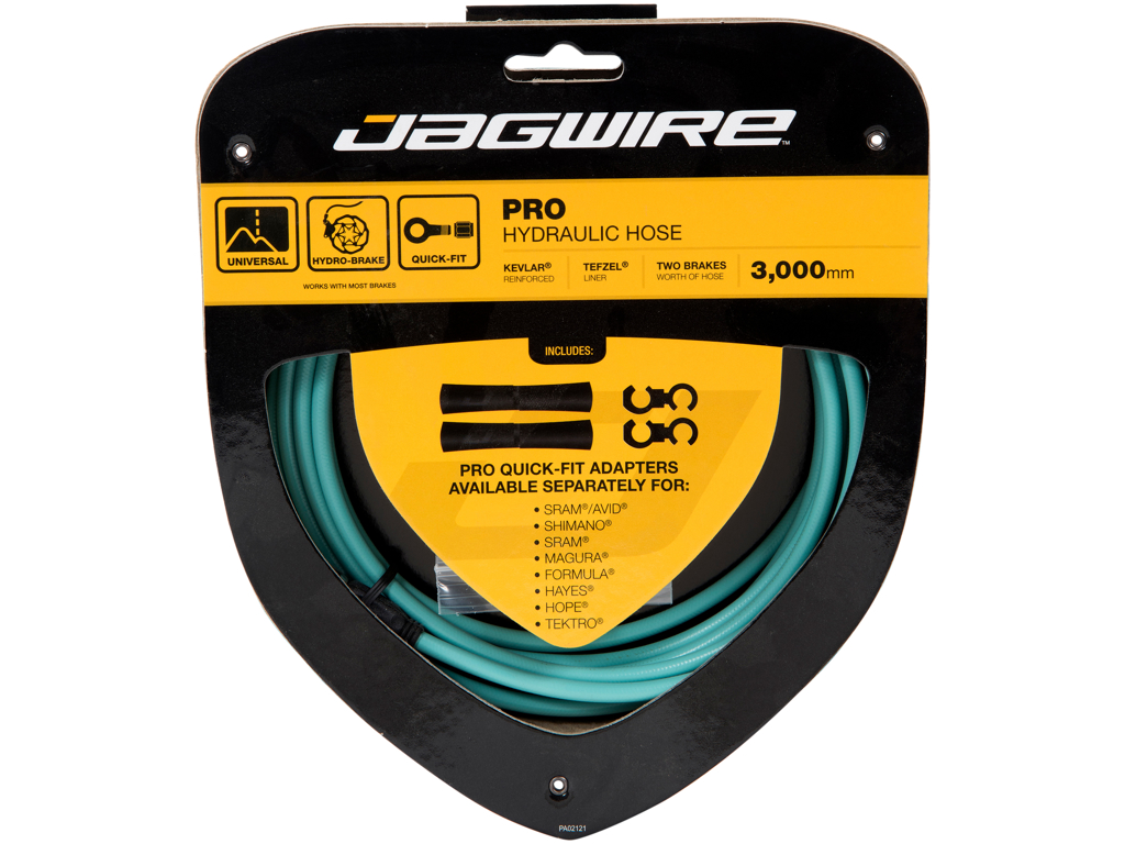 Image of   Jagwire - Pro Hydraulic Hose - Hydraulisk - Quickfit - Bianchi