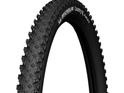 Michelin Country Race'r - MTB dæk med kanttråd - 29x2,10 (54-622) - Sort