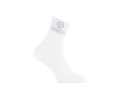 Rogelli Promo - Strømper 3 pak - All Season - Hvid