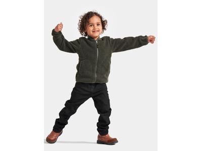 Didriksons - Ohlin - Kids Jacket 3 - Grøn