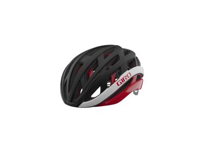 Giro Helios Spherical Mips - Cykelhjälmsväg - Svart röd