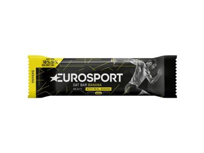 Eurosport Nutrition - Havrebar Banan - 45 g