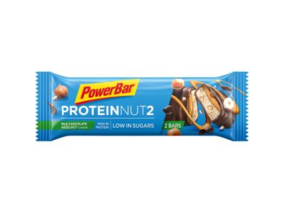 Powerbar Protein Nut 2 - Mælke Chokolade Hasselnød - 45g