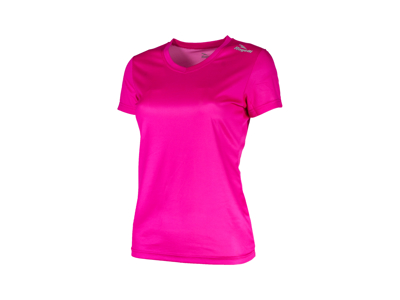 Rogelli Promo - Sports t-shirt - Dame - Pink
