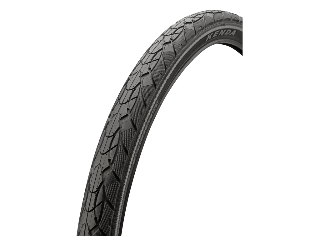 Kenda Kwick Journey - Tråddæk - 26 x 1,75 - K-Shield punkteringsbeskyttelse thumbnail
