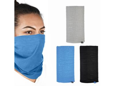 OXC - Halsedisse - 3 stk. pakke - Polyester - One size - Blå, sort, grå