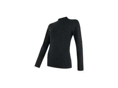 Sensor Merino Extreme - T-shirt m. lange ærmer - Dame - Sort