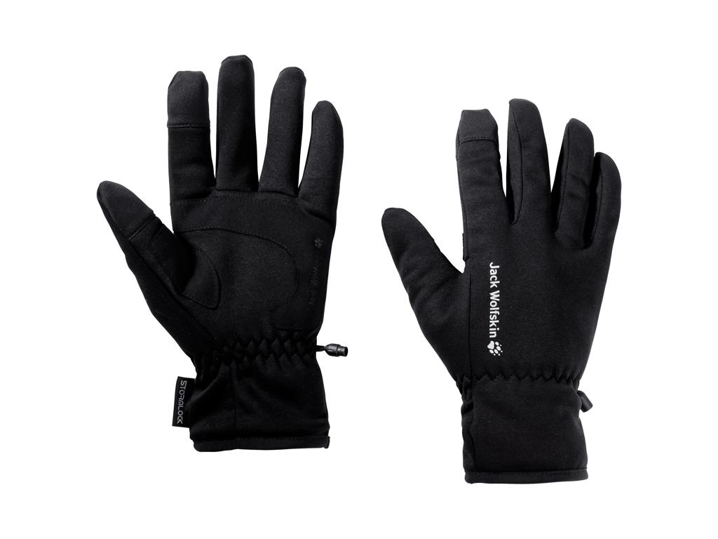 Jack Wolfskin Stormlock hydro - Vinter handsker