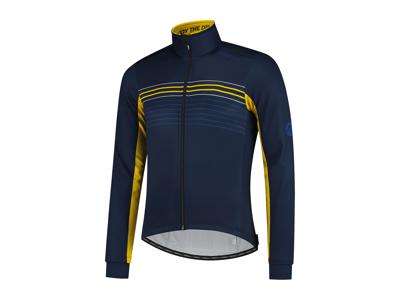 Rogelli Kalon - Vinterjakke - 5 til 15 grader - Blå / gul