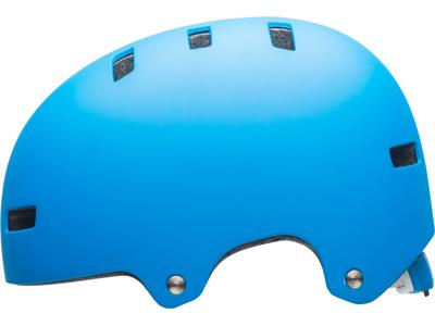 Bell Local - Cykel- og Skaterhjelm - Str. 59-61,5 cm - Mat Force blå