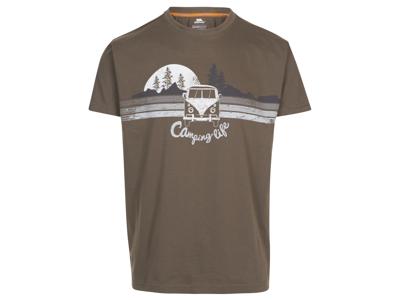 Trespass Cromer - T-shirt - Brun