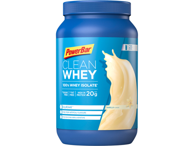 Powerbar - Clean Whey - Vanilje - 570 gram