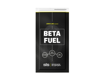 SIS Beta Fuel - Energy pulver - Lemon & Lime Sachet - 84 gram