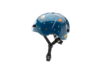 Nutcase - Baby Nutty MIPS - Sykkelhjelm med skaterlook - Galaxy Guy Gloss - 47-50 cm