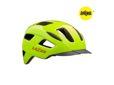 Lazer Lizard MIPS - Cykelhjelm Sport - Flash gul
