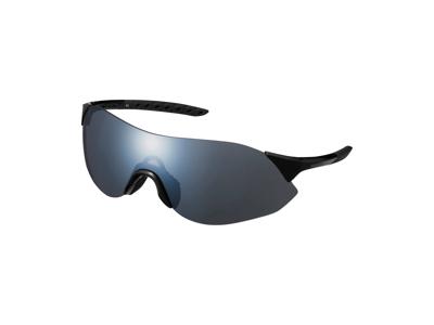 Shimano Aerolite - Cykelbriller - Smoke silver mirror