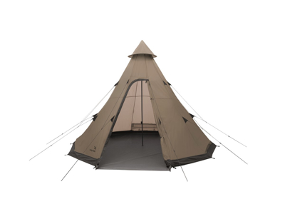 Easy Camp Moonlight Tipi - Tipi-Telt - 8 Personer - Brun