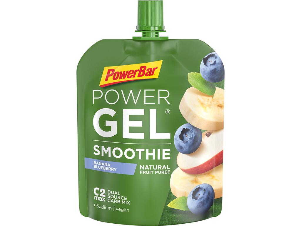 Powerbar Performance Smoothie - Banan og blåbær 90 gram thumbnail