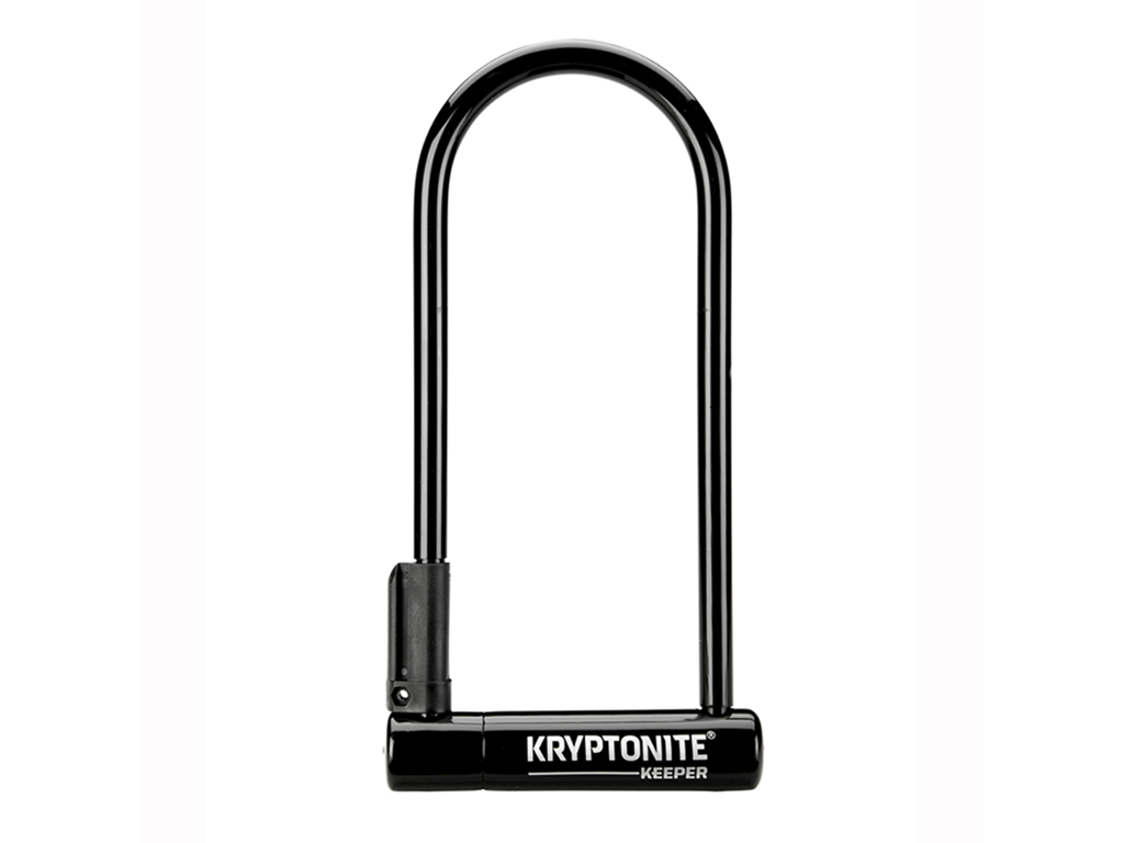 Kryptonite Keeper - Bøjlelås U-Lock 12 LS - 10,2 x 25,4cm - Sort thumbnail