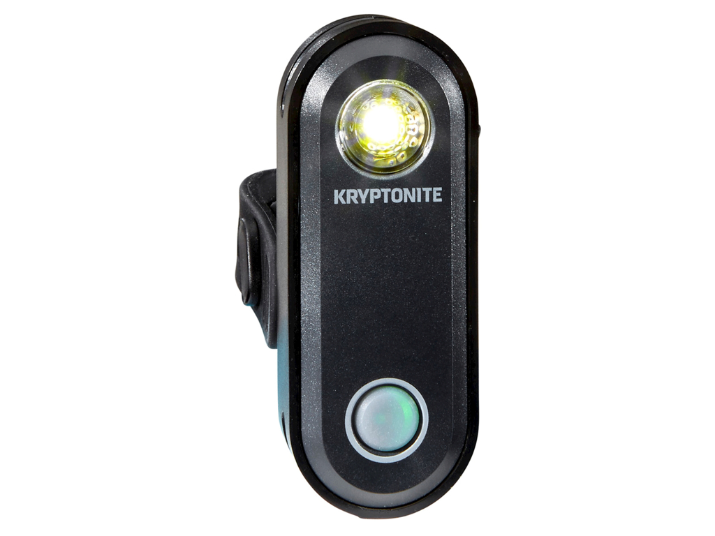 Image of   Kryptonite Avenue F65 - Cykellygte til front - USB opladelig