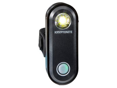 Kryptonite Avenue F65 - Cykellygte til front - USB opladelig