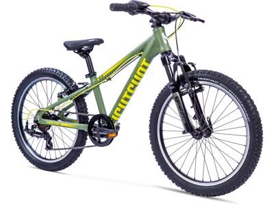 """Eightshot X-Coady 20 FS - MTB - 20"""" - Green"""
