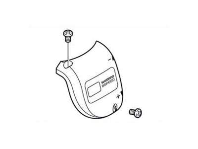 Shimano Nexus 8 - Indikator dæksel til revo greb - Model SB-8S20