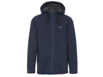 Trespass Napperton - Stickad fleece tröja - blå