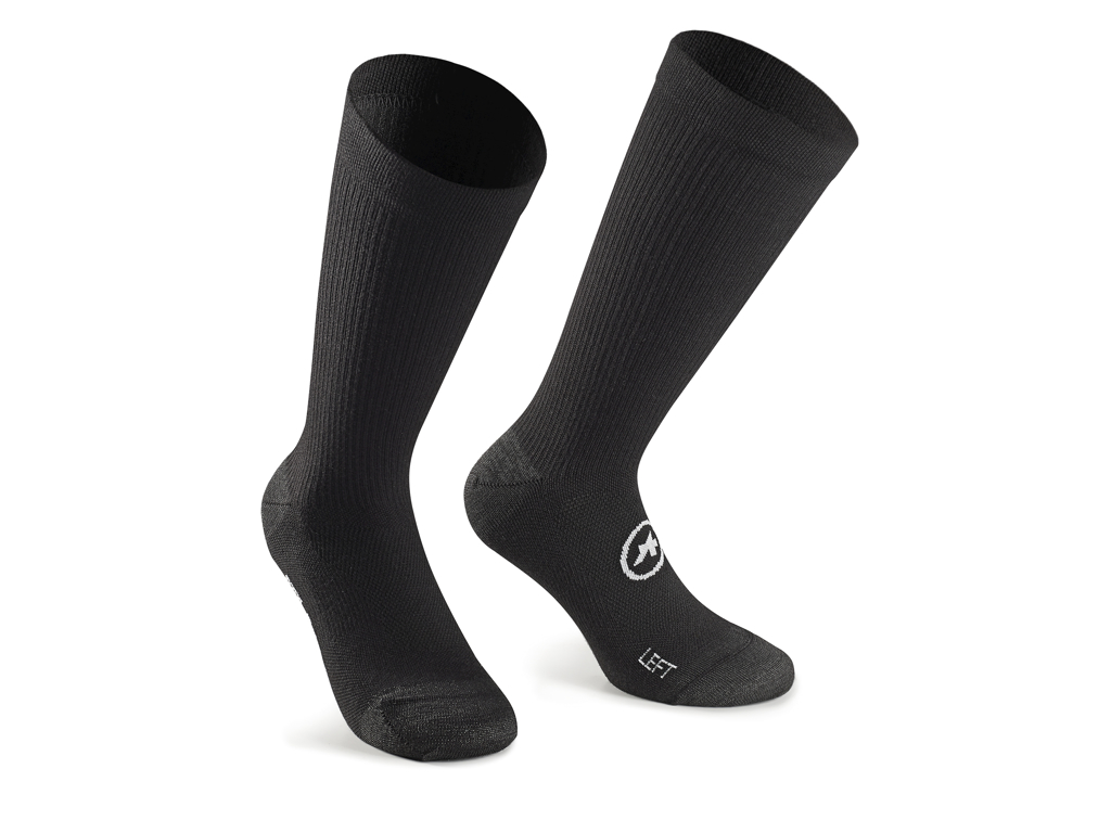 Assos Assos Trail Socks - Cykelstrømper - Sort