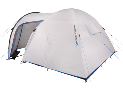 High Peak Ticino 4.0 - 4 personers telt - Nimbusgrått