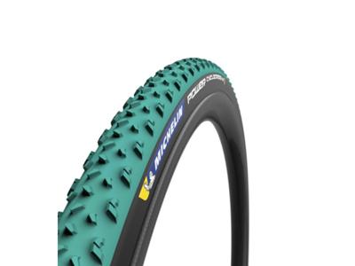 Michelin Power Cyclocross Mud - Tverrfoldbare dekk - 700x33c (33-622) - Grønn