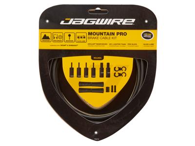Jagwire - MTB Pro - bremsekabel sæt til MTB - Mat sort