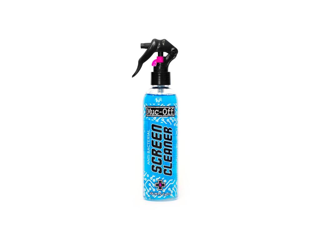 Muc-Off Antibacterial Screen Cleaner - Desinfektionsmiddel - 250 ml