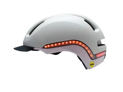 Nutcase - Vio MIPS - Sykkelhjelm med LED - Rozay