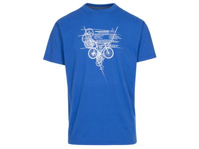 Trespass Memento - T-shirt - Blå