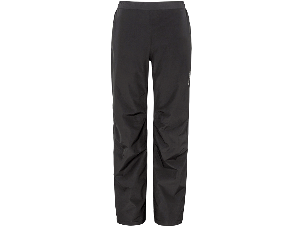 Didriksons - Nano - Rain Pants - Sort - Str 160