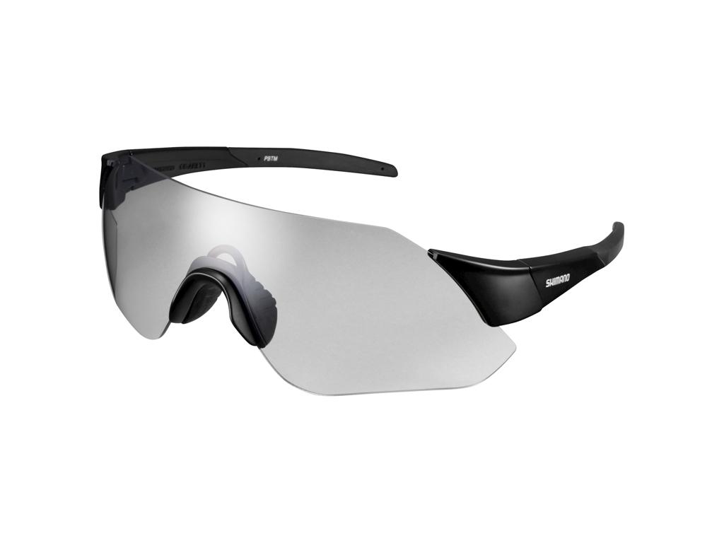 Shimano Aerolite - Cykelbriller - Photoktomisk - Matsort