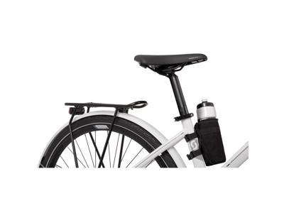 M-Wave Amsterdam Bottle Iso - Taske til cykelflaske - Isolerende - Sort