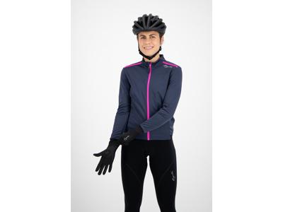 Rogelli Laval - Cykelhandsker Dame - Fall/Vinter - Sort