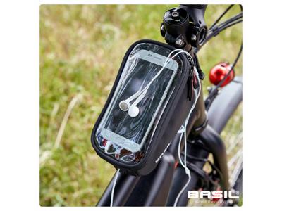 Basil Sport Design - Steltaske - 1 liter - Black