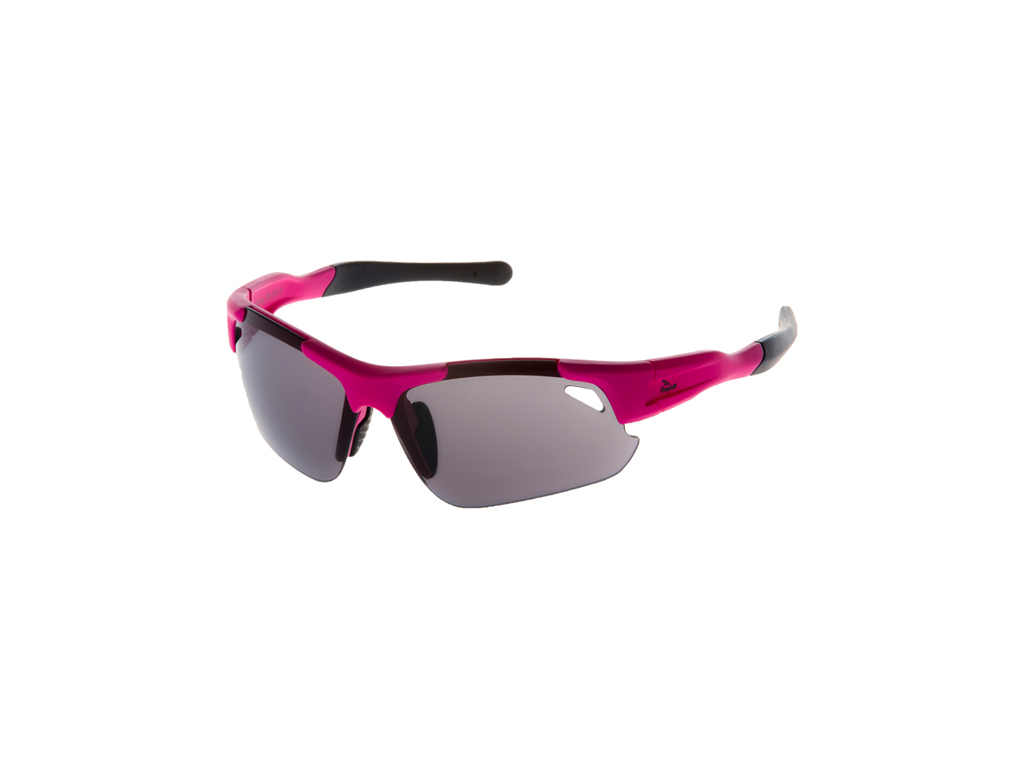 Image of   Rogelli Raptor - Cykelbrille - Lady - TR-90 - Smoke linse - Pink